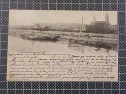 9331) Hungary Hongrie Szeged Tiszà Part Alsó Zesze 1902 - Hongrie