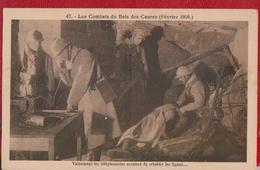 WW1 PHONE TELEPHONISTES POSTCARD UNUSED - War 1914-18