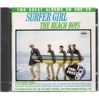 THE BEACH BOYS  °  SURFER GIRL   ALBUM  CD 12 TITRES - Rock