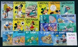 Disney - Lot **  ....    (zu812  ) Siehe Scan - Disney