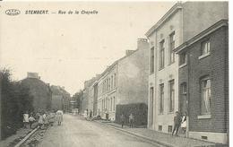 Stembert Rue  De La Chapelle - Verviers