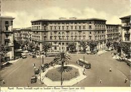 (C).Napoli.Piazza Vanvitelli.Vomero.F.to Grande.Nuova (c10) - Napoli