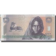 Billet, Somaliland, 1000 Shillings, 2006, 2006, KM:CS1a, NEUF - Somalie