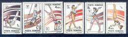 N30- Romania 1991 Sports. - Olympic Games