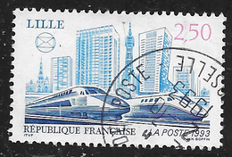 FRANCE 2811 Lille - Oblitérés