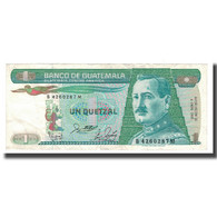 Billet, Guatemala, 1 Quetzal, 1988, 1988-01-06, KM:66, TTB+ - Guatemala