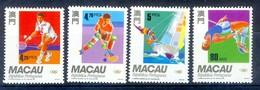 N41- Macau 1992 Olympic. - Olympic Games