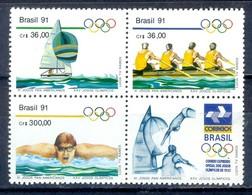N45- Brazil 1991 Olympic. - Olympic Games