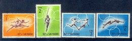 N46- San Marino Olympic. - Olympic Games
