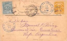 Amérique Du Sud - Belles Oblitérations / 10045 - Costa Rica - - Cartes Postales