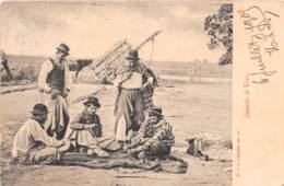 Amérique Du Sud - Belles Oblitérations / 10047 - Argentine - Jugando Al Truco - Cartes Postales