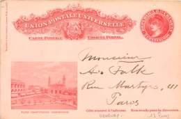 Amérique Du Sud - Belles Oblitérations / 10048 - Uruguay - Précurseur - Cartes Postales