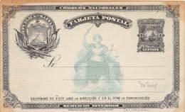 Amérique Du Sud - Belles Oblitérations / 10051 - El Salvador - - Cartes Postales