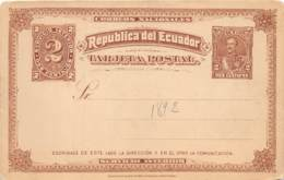 Amérique Du Sud - Belles Oblitérations / 10057 - Ecuador - Cartes Postales