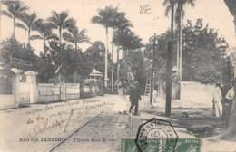 Amérique Du Sud - Belles Oblitérations / 10059 - Brésil - Rio De Janeiro - Tijuca Boa Vista - Défaut - Cartes Postales