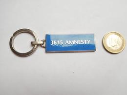 Beau Porte Clés , Association Amnesty International - Porte-clefs