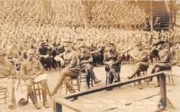 10149 - Photo Card - Plattsburg - Henri Poite At Camp Stadium - Défaut - Cartes Postales