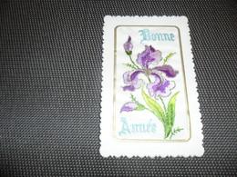 Carte Brodée ( 111 )  Geborduurde Kaart - Brodées