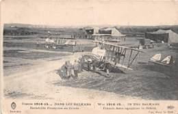 10178 - Montenegro - French Aero Squadron - Montenegro