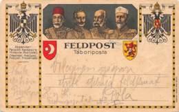 10192 - Bosnie - Carte Illustrée - Bosnie-Herzegovine