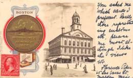 10211 - Etats Unis - Boston - Beau Cliché - Etats-Unis