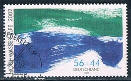 2002 Hochwasserhilfe  (Zuschlagsmarke) - [7] Federal Republic