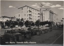 Mestre (Venezia): Piazzale Della Stazione. Viaggiata 1969 - Venezia