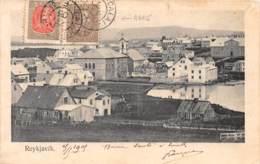 10304 - Islande - Reykjavik - Belle Oblitération - Islande