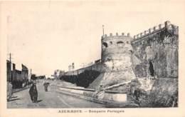 Algérie / 10381 - Azemmour - Remparts Portugais - Algérie
