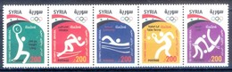 N93- Syria 2016 Rio Olympic Games. Brasil. - Syrie