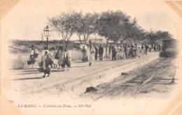 Algérie / 10384 - La Marsa - L'arrivée Du Train - Algérie