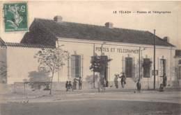 Algérie / 10388 - Le Télagh - Postes Et Télégraphes - Algérie