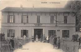 Algérie / 10392 - Charon - La Gendarmerie - Algérie