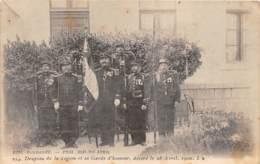 Algérie / 10394 - Martimprey - Drapeau De La Légion Et Sa Garde D'honneur - Algérie