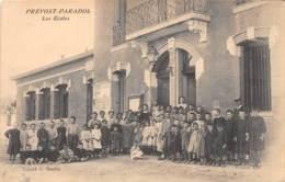 Algérie / 10396 - Prévost Paradol - Les écoles - Beau Cliché Animé - Algérie