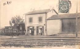 Algérie / 10400 - Bordj Menaïel - La Gare - Algérie