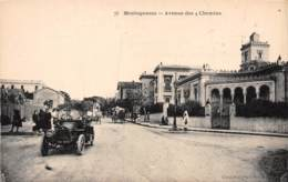 Algérie / 10401 - Mostaganem - Avenue Des 4 Chemins - Algérie