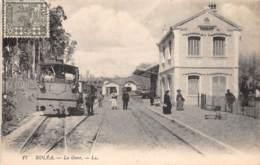 Algérie / 10402 - Koléa - La Gare - Beau Cliché - Algérie