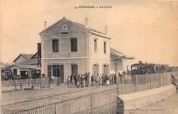 Algérie / 10403 - Chercheli - La Gare - Algérie
