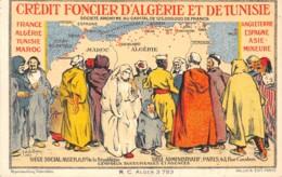 Algérie / 10405 - Belle Carte Illustrée - Algérie