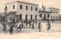 Algérie / 10407 - Sousse - La Gare - Beau Cliché - Algérie