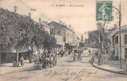 Algérie / 10409 - El Biar - Rue Principale - Algérie