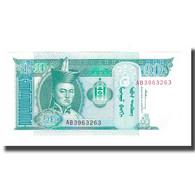 Billet, Mongolie, 100 Tugrik, Undated (1993), KM:57, NEUF - Mongolie
