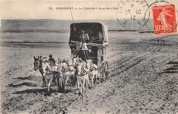 Algérie / 10413 - Laghouat - Le Courrier à La Prise D'eau - Diligence - Algérie