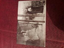 Carte Postale  Ancienne  Ethiopie  Harrar La Grande Galerie De  La Leproserie - Ethiopie