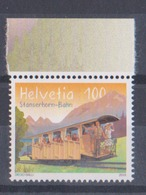 Timbre De Suisse Transport Funiculaire MNH ** - Switzerland