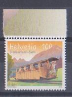 Timbre De Suisse Transport Funiculaire MNH ** - Schweiz