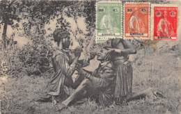 Afrique / 10558 - Angola - Un Dentiste - Ansichtskarten