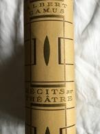 Albert Camus Récits Et Théatre N° 10431 - Livres, BD, Revues