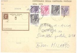 £55  + 2X5 + 40 + 15 - 6. 1946-.. Repubblica
